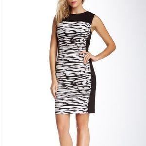 T Tahari shift dress, never worn w/ tags, sz 2